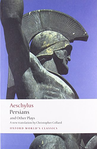 9780192832825: Persians and Other Plays (Oxford World's Classics)