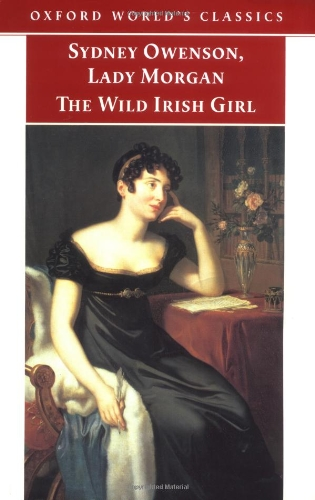 9780192832832: The Wild Irish Girl (Oxford World's Classics)