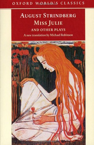 9780192833174: Miss Julie and Other Plays (Oxford World's Classics)