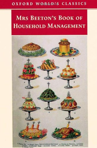 9780192833457: Mrs Beeton's Book of Household Management: Abridged edition (Oxford World's Classics)