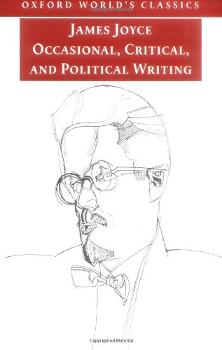 9780192833532: Occasional, Critical, and Political Writing (Oxford World's Classics)