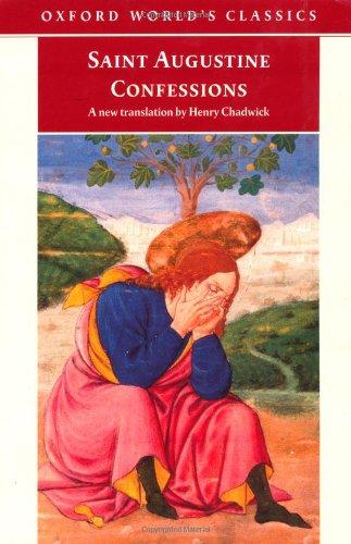 9780192833723: St. Augustine Confessions (Oxford World's Classics)