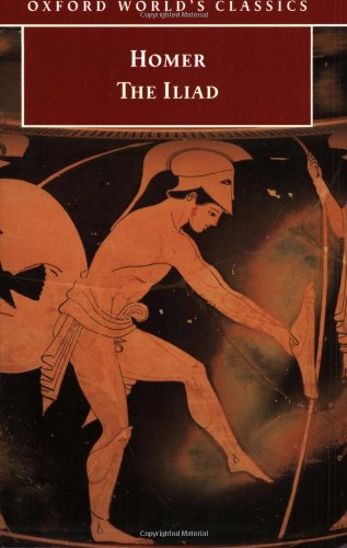 9780192834058: The Iliad (Oxford World's Classics)
