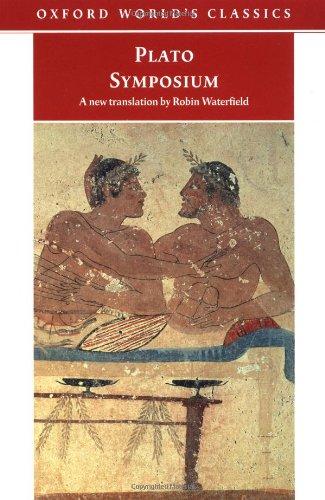 9780192834270: Symposium (Oxford World's Classics)