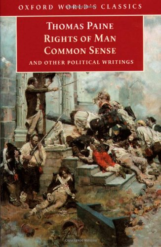 9780192835574: Rights of Man, Common Sense, and Other Political Writings (Oxford World's Classics)