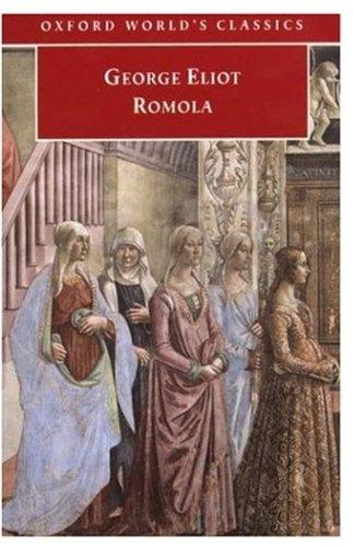 9780192835680: Romola (Oxford World's Classics)