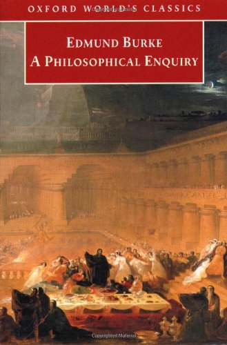 9780192835802: A Philosophical Enquiry into the Origin of our Ideas of the Sublime and Beautiful (Oxford World's Classics)