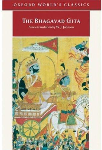 9780192835819: The Bhagavad Gita (Oxford World's Classics)