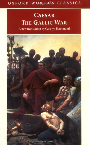 9780192835826: The Gallic War (Oxford World's Classics)