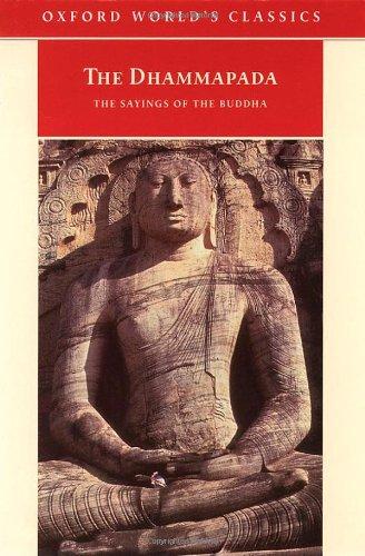 9780192836137: Dhammapada (Oxford World's Classics)