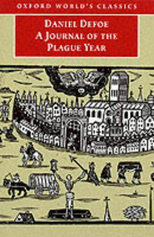 9780192836182: A Journal of the Plague Year (Oxford World's Classics)