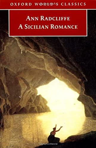 9780192836663: A Sicilian Romance (Oxford World's Classics)