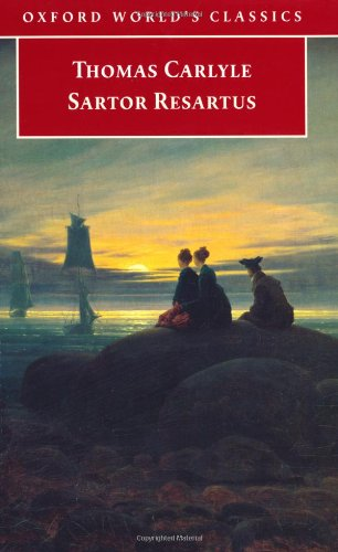 9780192836731: Sartor Resartus (Oxford World's Classics)