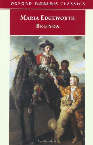 9780192837097: Belinda