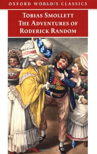 9780192837165: The Adventures of Roderick Random (Oxford World's Classics)