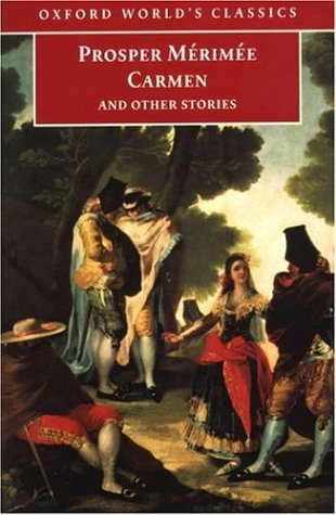 9780192837226: Carmen and Other Stories (Oxford World's Classics)