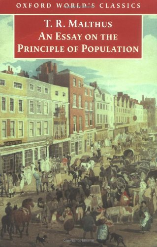 9780192837479: An Essay on the Principle of Population (Oxford World's Classics)