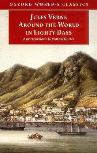 9780192837783: Around the World in Eighty Days (Oxford World's Classics)