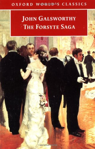 9780192838629: The Forsyte Saga (Oxford World's Classics)