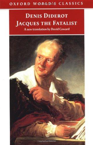 9780192838742: Jacques the Fatalist (Oxford World's Classics)