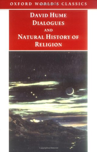 9780192838766: Dialogues and Natural History of Religion (Oxford World's Classics)