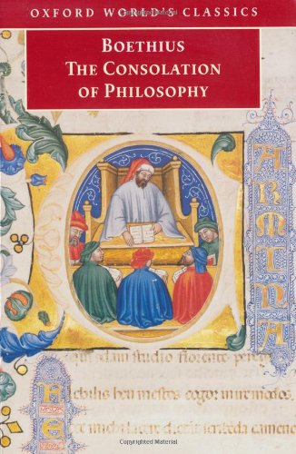 9780192838834: The Consolation of Philosophy (Oxford World's Classics)
