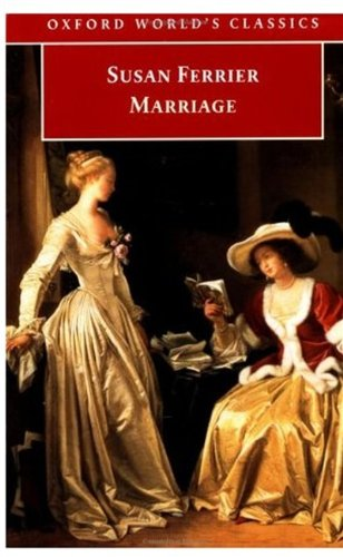 9780192838933: Marriage (Oxford World's Classics)
