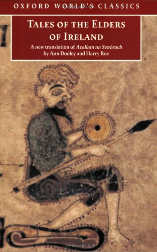 9780192839183: Tales of the Elders of Ireland (Oxford World's Classics)