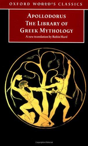 9780192839244: The Library of Greek Mythology (Oxford World's Classics)