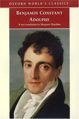 9780192839275: Adolphe (Oxford World's Classics)