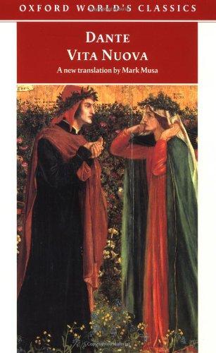 9780192839350: Vita Nuova (Oxford World's Classics)