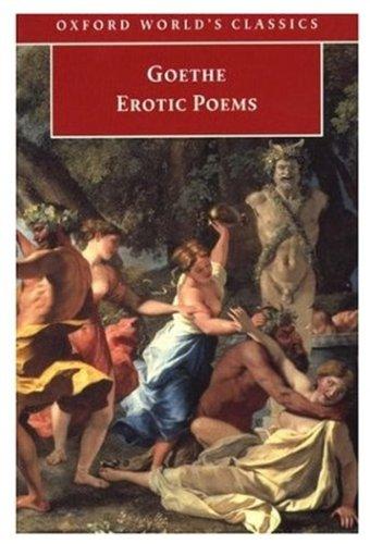 9780192839398: Erotic Poems (Oxford World's Classics)