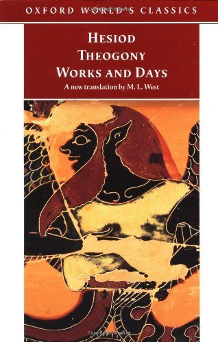 9780192839411: Theogony and Works and Days (Oxford World's Classics)