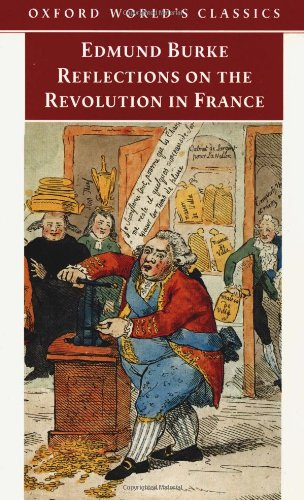 9780192839787: Reflections on the Revolution in France (Oxford World's Classics)
