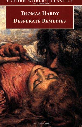 9780192840707: Desperate Remedies (Oxford World's Classics)