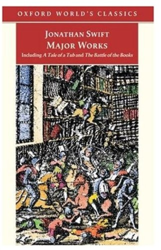 9780192840783: Jonathan Swift: Major Works (Oxford World's Classics)