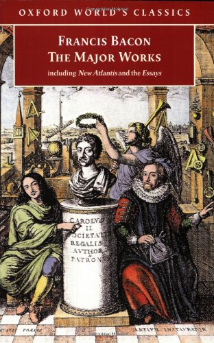 9780192840813: Francis Bacon: The Major Works (Oxford World's Classics)