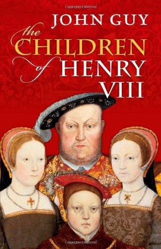 9780192840905: The Children of Henry VIII