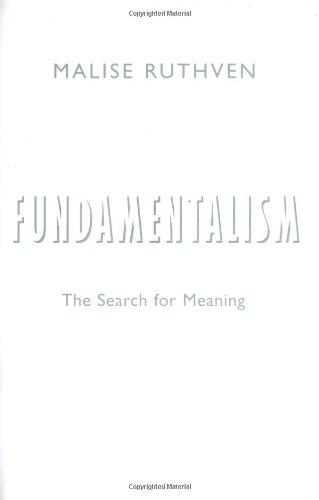 9780192840912: Fundamentalism: The Search For Meaning