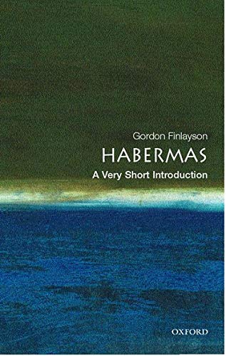 9780192840950: Habermas: A Very Short Introduction