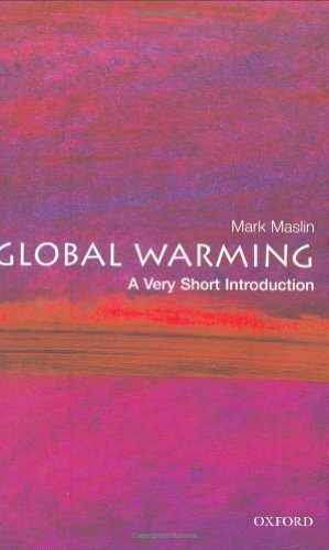 9780192840974: Global Warming: A Very Short Introduction