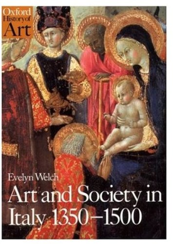 9780192842039: Art and Society in Italy, 1350-1500 (Oxford History of Art)