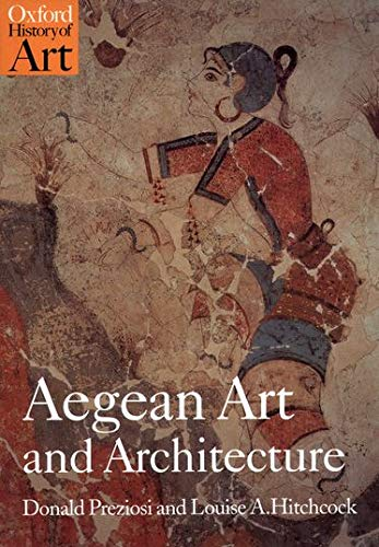 9780192842084: Aegean Art and Architecture (Oxford History of Art)