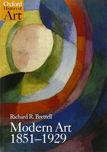 9780192842206: Modern Art 1851-1929: Capitalism and Representation (Oxford History of Art)