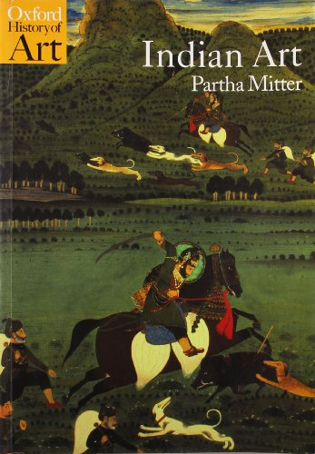 9780192842213: Indian Art (Oxford History of Art)