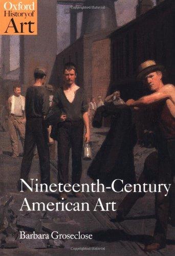 9780192842251: Nineteenth-Century American Art (Oxford History of Art)