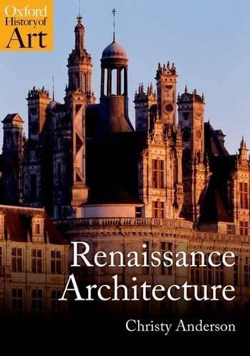 9780192842275: Renaissance Architecture
