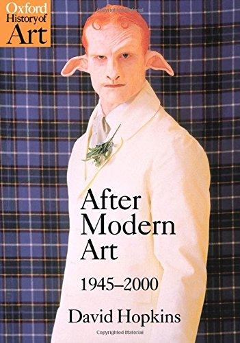 9780192842343: After Modern Art 1945-2000 (Oxford History of Art)