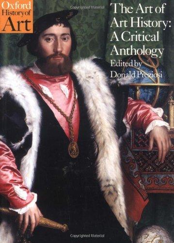 9780192842428: The Art of Art History: A Critical Anthology