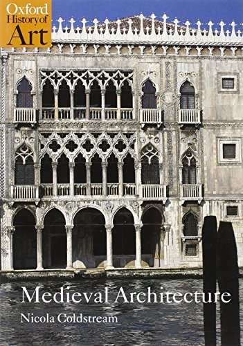 9780192842763: Medieval Architecture